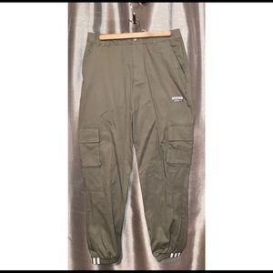 🍋2/140$🍋 NWOT adidas khaki track pants